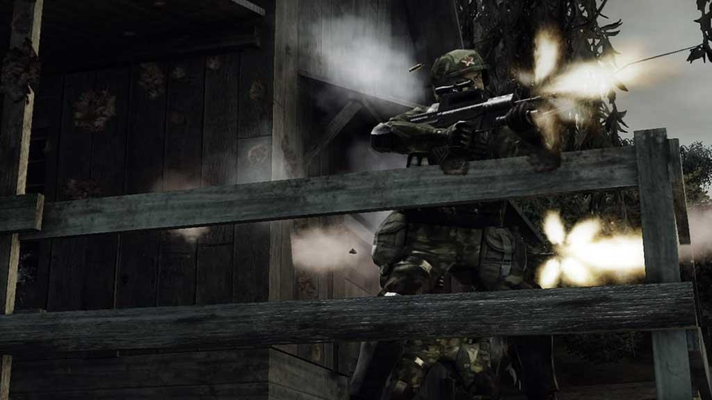 Battlefield 2 : Modern Combat Screenshots
