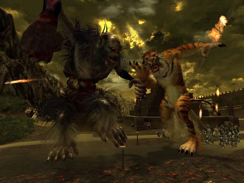 gods battle god undead aztec domain mod