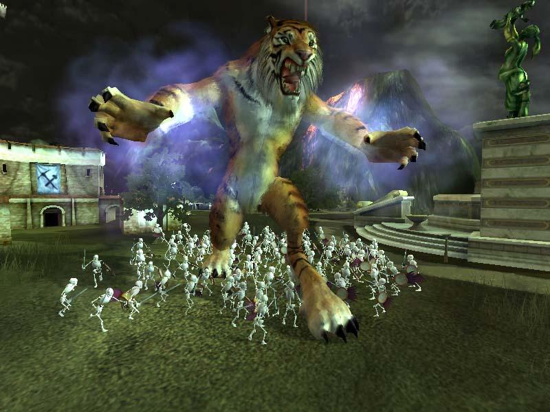 gods battle gaming
