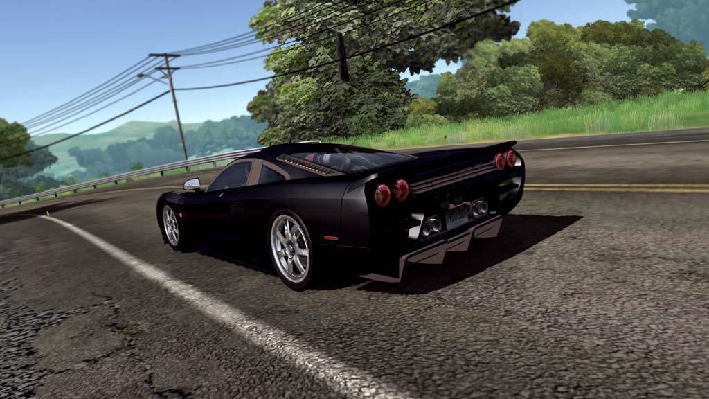 Test Drive Unlimited Screenshots