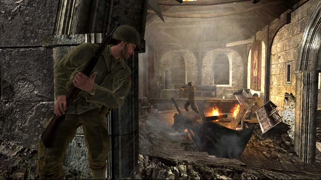 Call of Duty 3 Screenshots