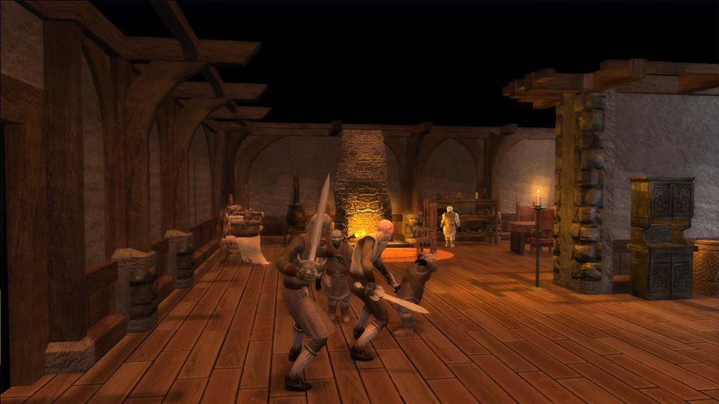 Neverwinter Nights 2 Interview