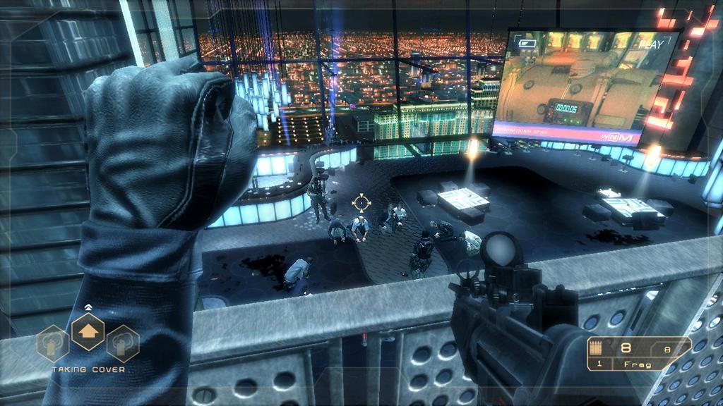 Tom Clancy's Rainbow Six: Vegas Screenshots