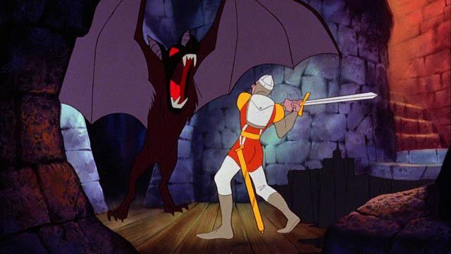 Dragons Lair HD