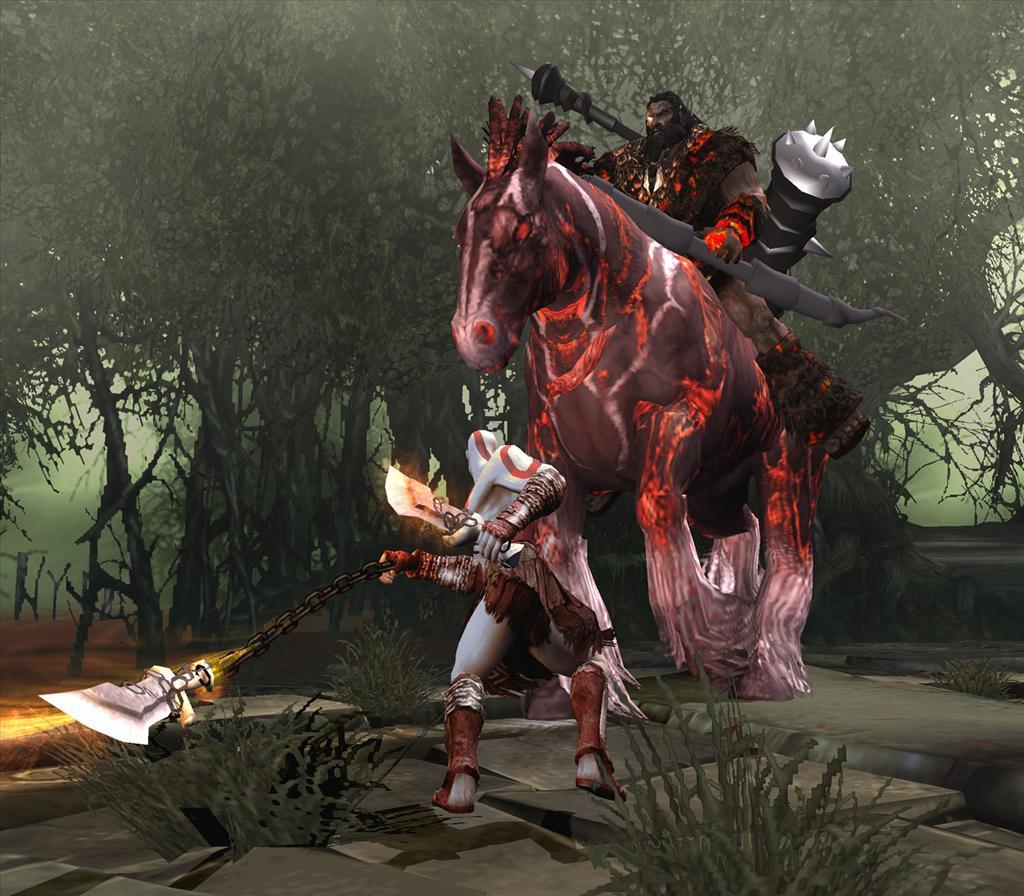 God of War 2 screenshots