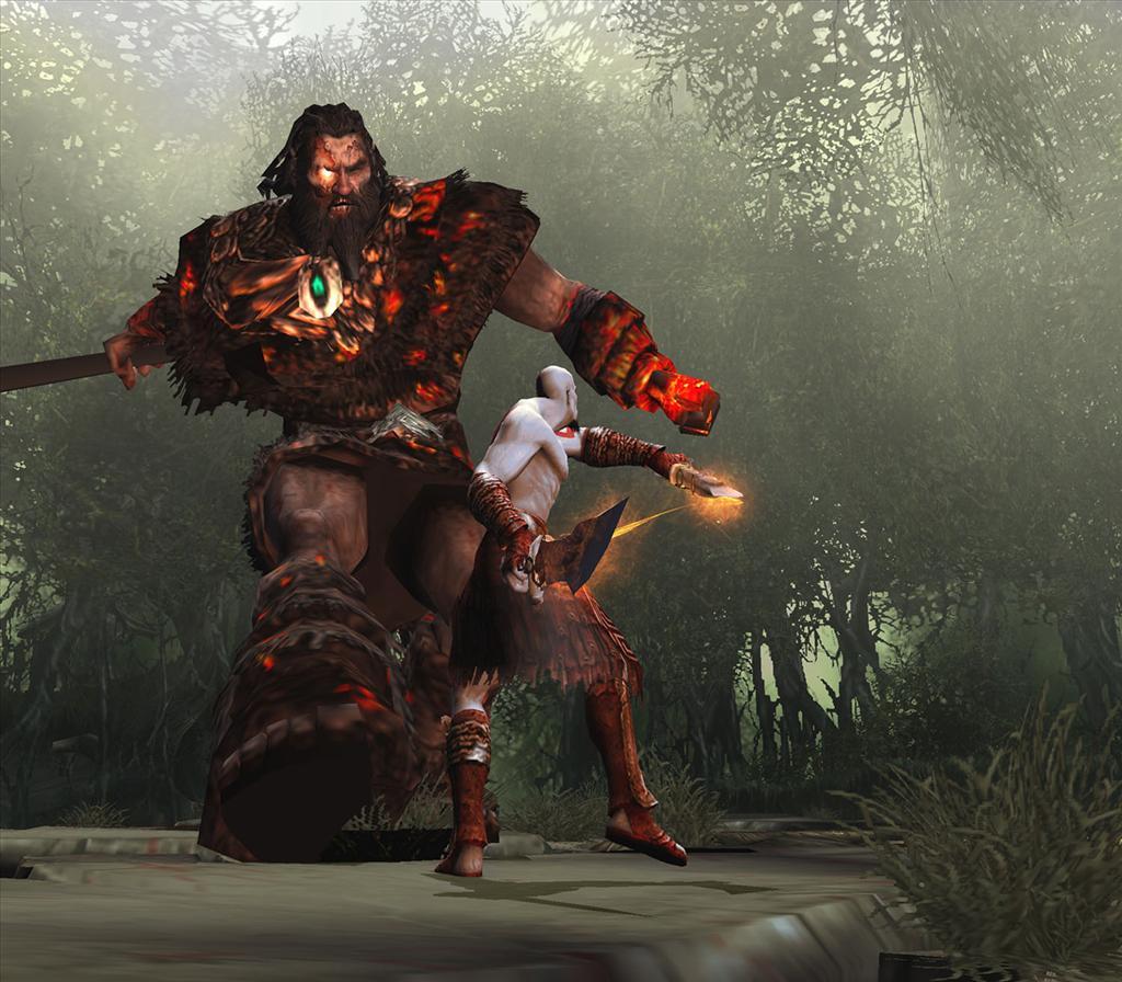 God Of War 2 Screenshots Preview Gaming Nexus