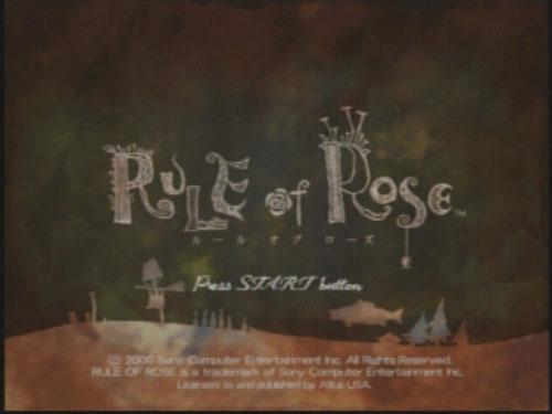 Rule of the Rose