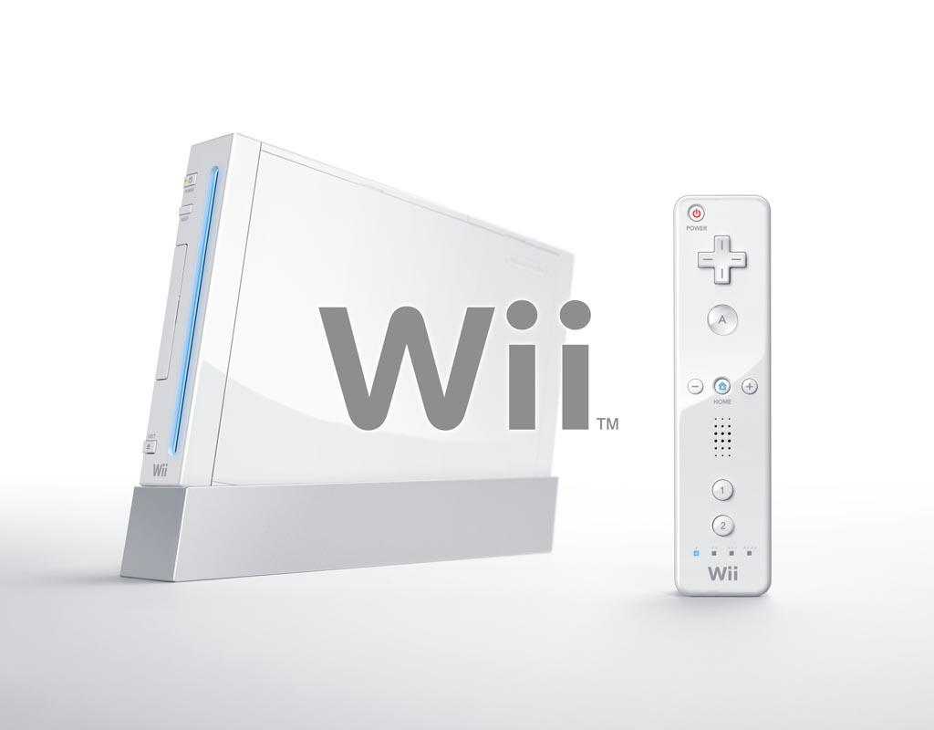 Wii stands alone?
