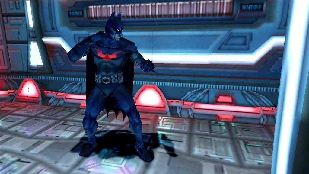 Justice League Heroes Costume Screenshots