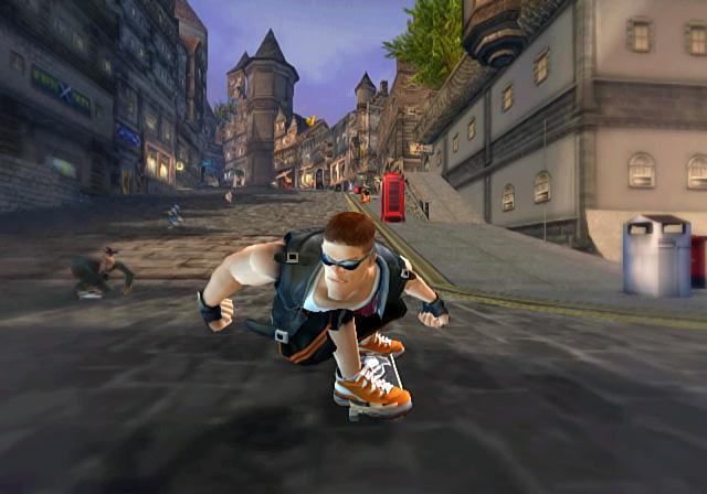 Tony Hawk's Downhill Jam Screenshots