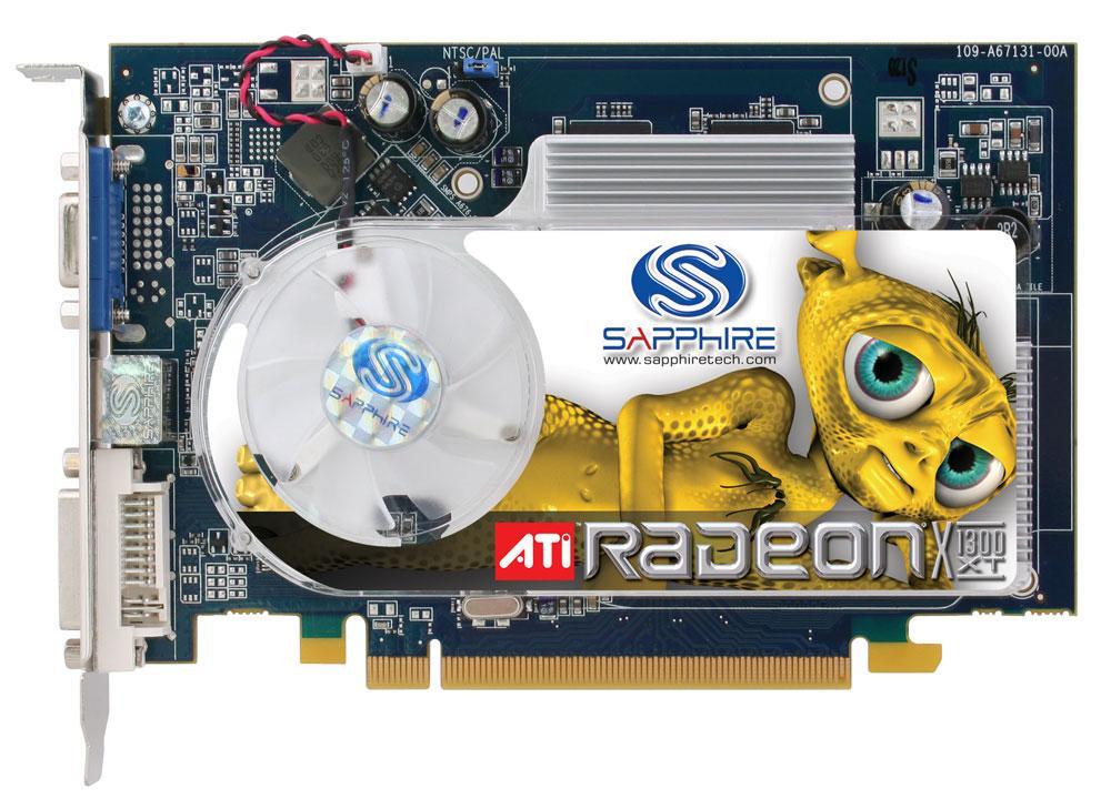 Sapphire Radeon X1300 XT Overclock Edition