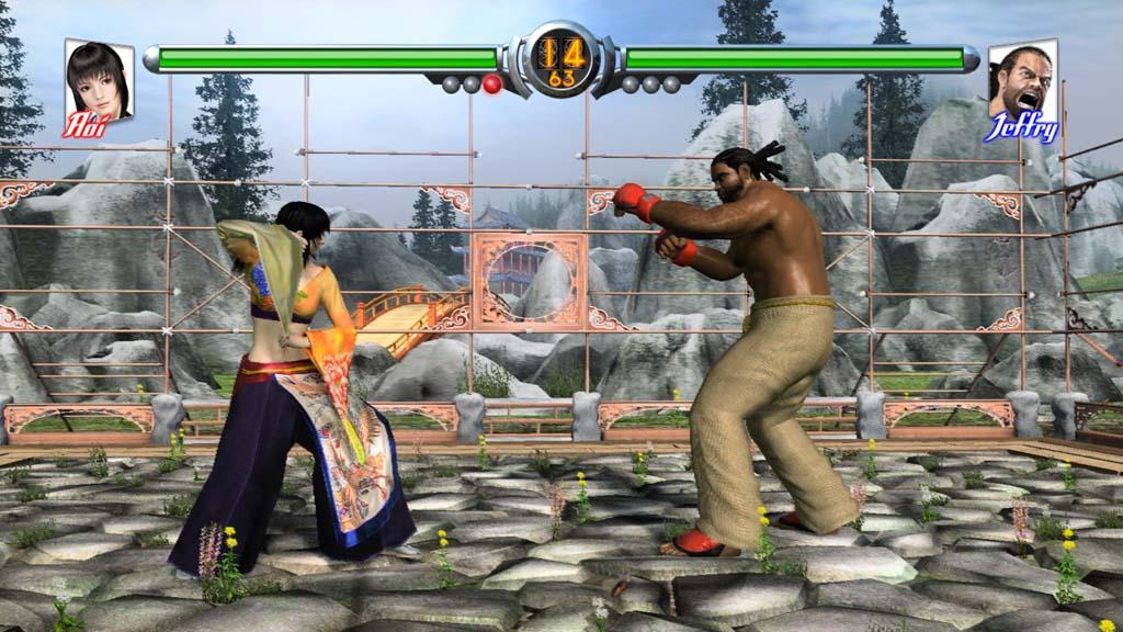 Virtua Fighter 5 Screenshots