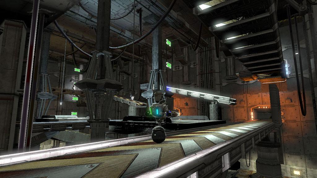 Roboblitz screenshots