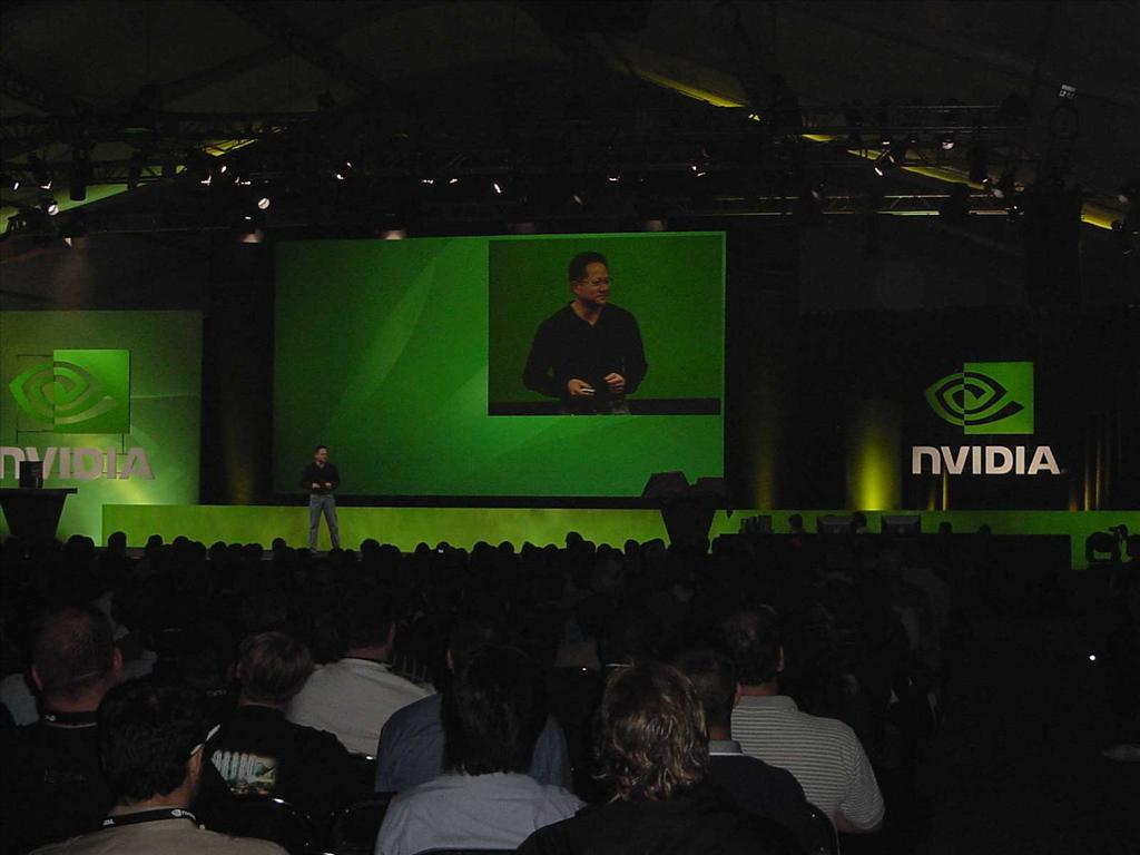 NVIDIA Launch Party Pictures
