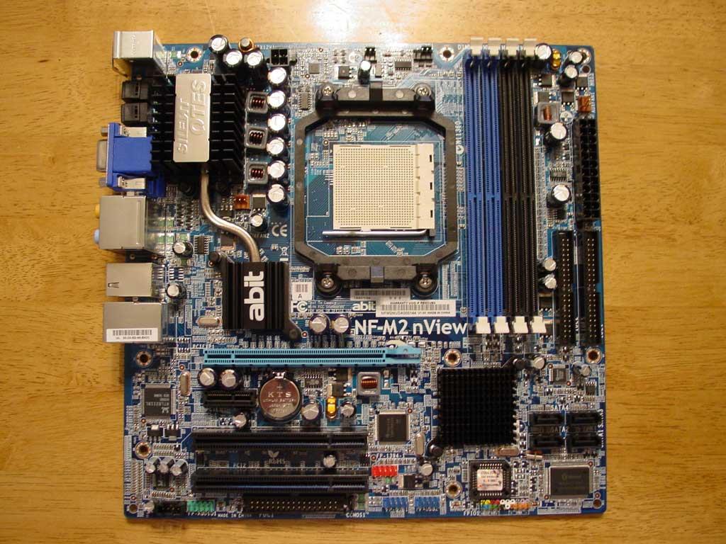 Abit NF-M2 nView (GeForce nForce ) Review - Phoronix