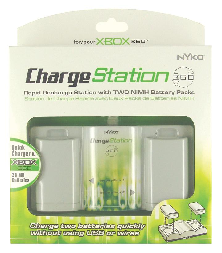 Nyko Xbox 360 Charging Solutions