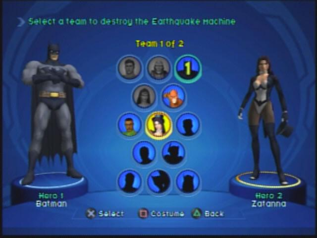 Justice League Heroes Review