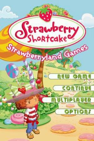 Strawberry Shortcake: Strawberryland Games
