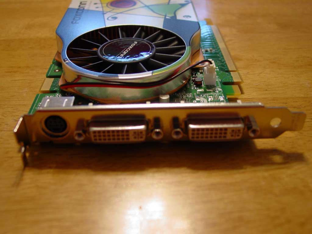 Foxconn GeForce 7950GT OC