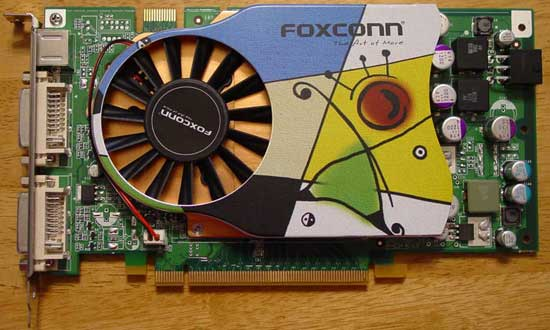 The FV N79GM3D2 HPOC Is Your Basic GeForce 7950GT Video Card With 512MB Of Ram For A Quick Briefing Core G71 Running At 580MHz