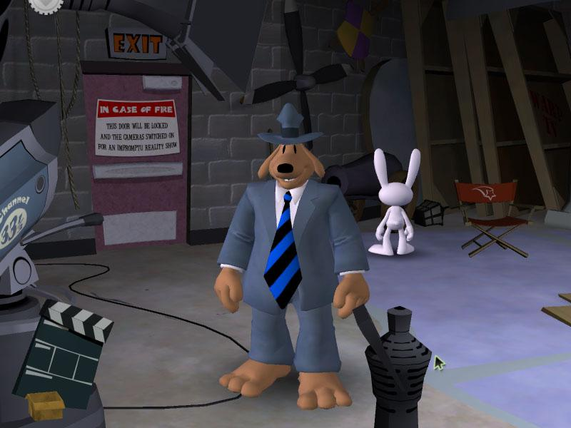 Sam and Max Episode 2: Situation: Comedy