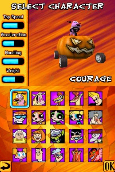 Cartoon Network Racing Ps2