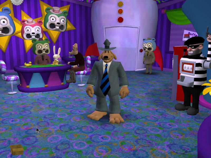 Sam and Max Episode 3: The Mob, The Mole and The Meatball