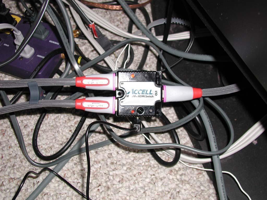 Ultra HDMI 2-1