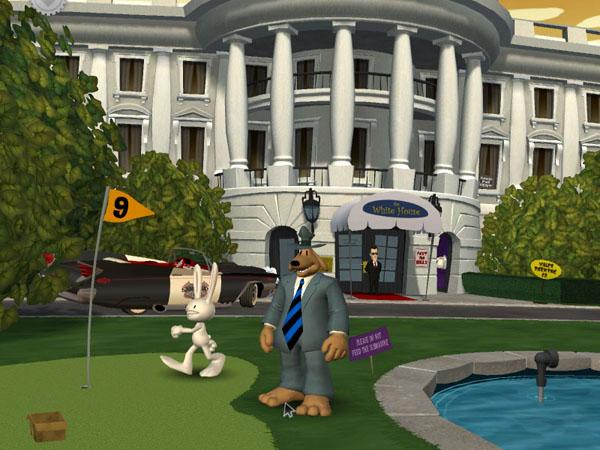 Sam and Max Episode 4: Abe Lincoln Must Die