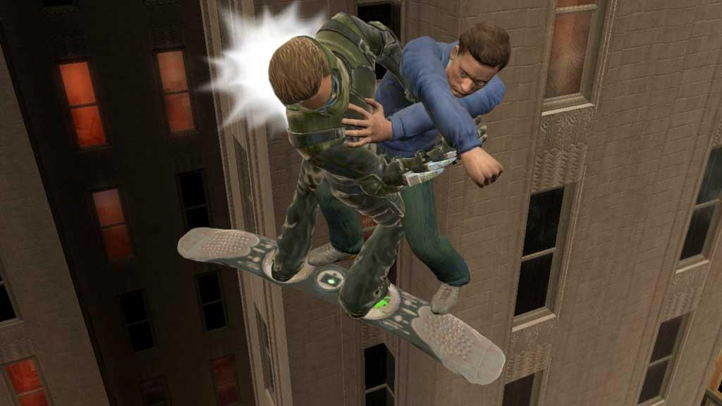 Spider-Man 3: The Game Screenshots
