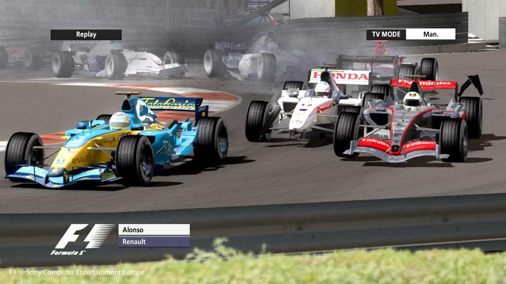 Formula One Championship Edition First Impressions