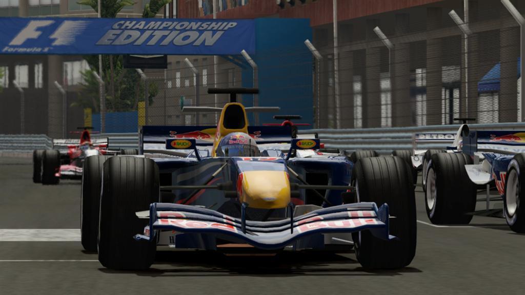 Formula One Championship Edition Review - Gaming Nexus