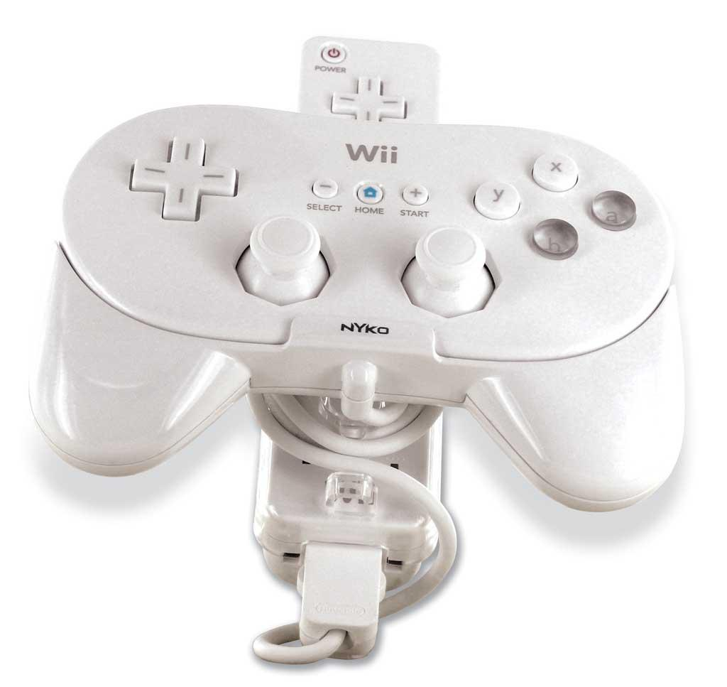 Nyko's upcoming Wii accessories
