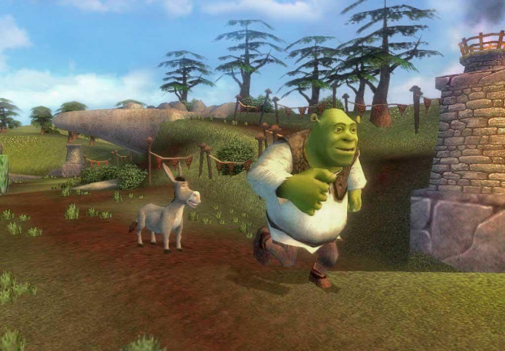 Shrek the Third Interview