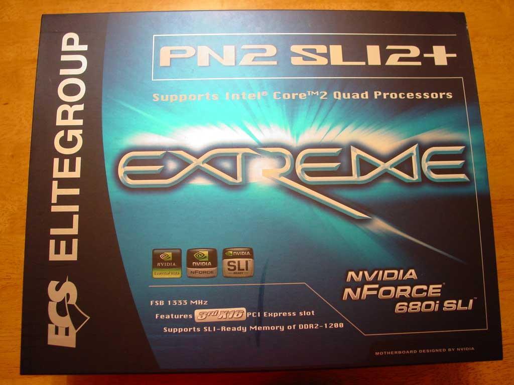 ECS PN2 SLI2+ Extreme