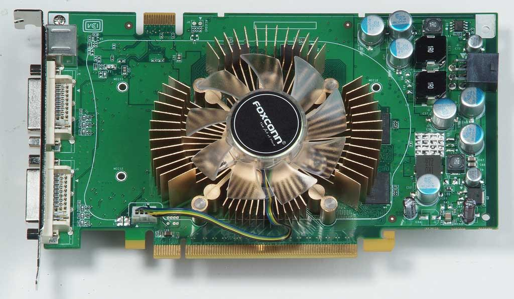Foxconn GeForce 8600 GTS