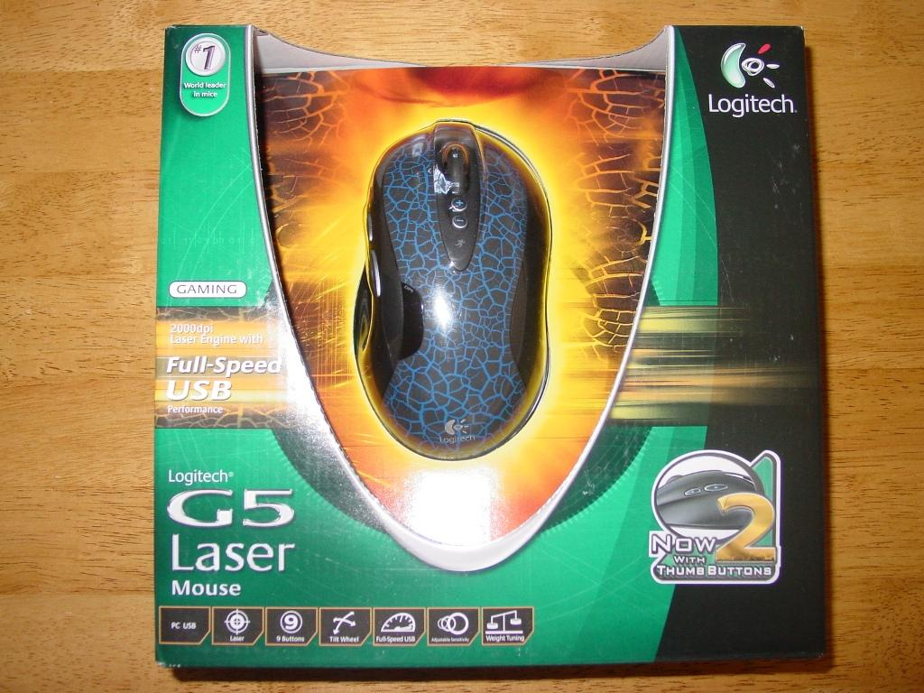 Logitech G5 V2