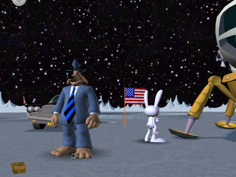 Sam and Max: Episode 6 Bright Side of the Moon