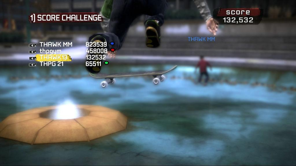 Tony Hawk's Proving Ground Hands on