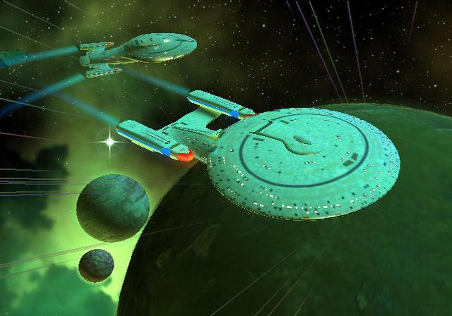 Star Trek:Conquest Interview