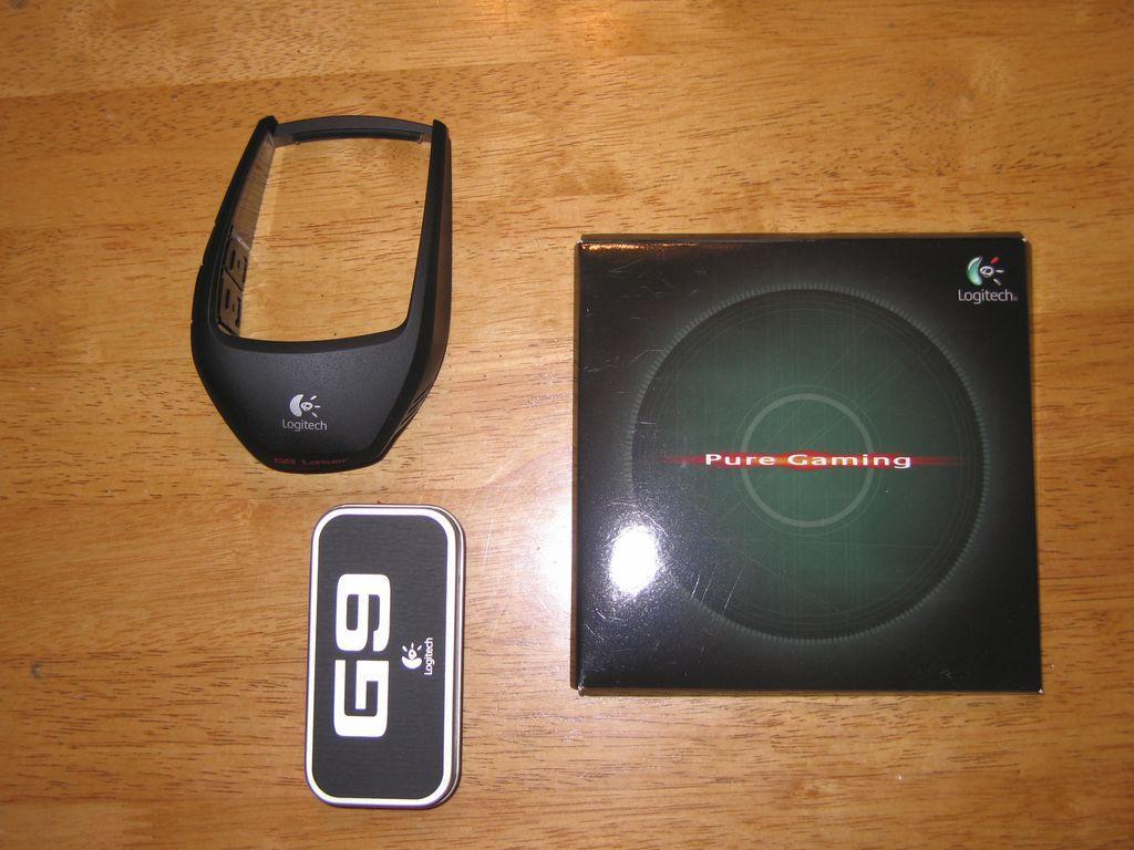 Logitech G9