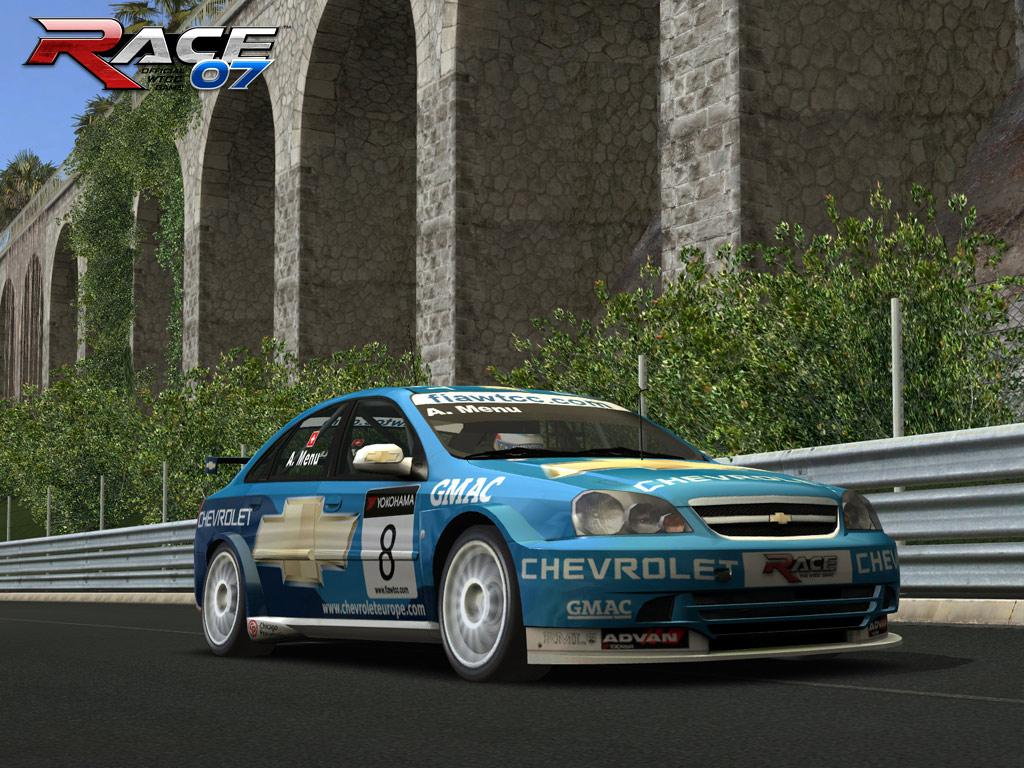 Race 07 -- Official WTCC Game
