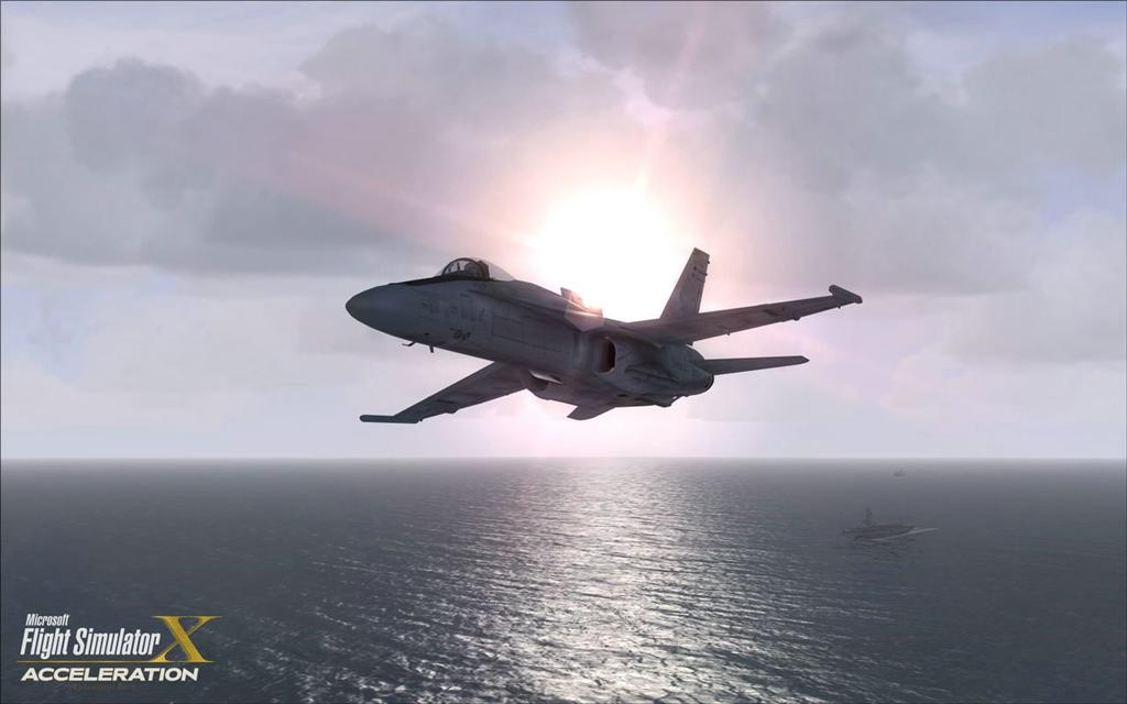 Microsoft Flight Simulator X Acceleration Crack Download