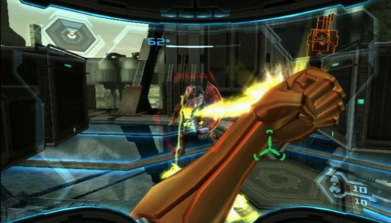 Metroid Prime 3:Corruption