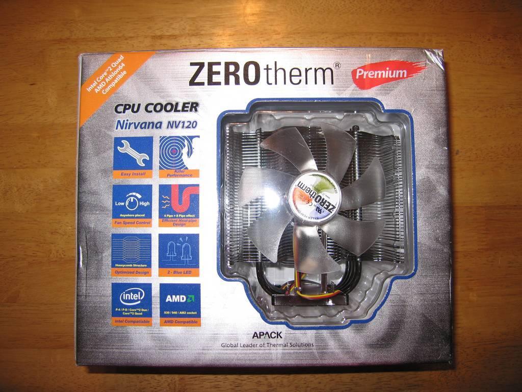 ZEROtherm Nirvana NV120 Premium