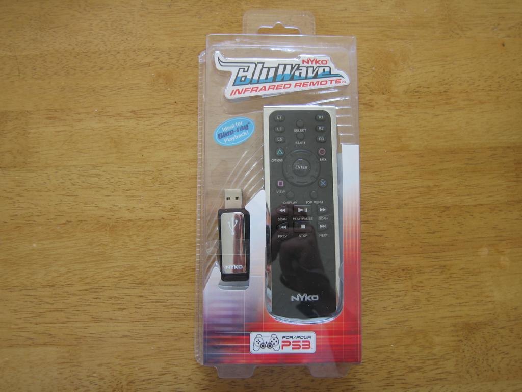 Nyko BluWave infrared remote