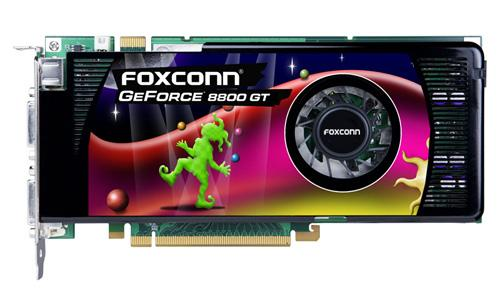 Foxconn GeForce 8800 GT OC