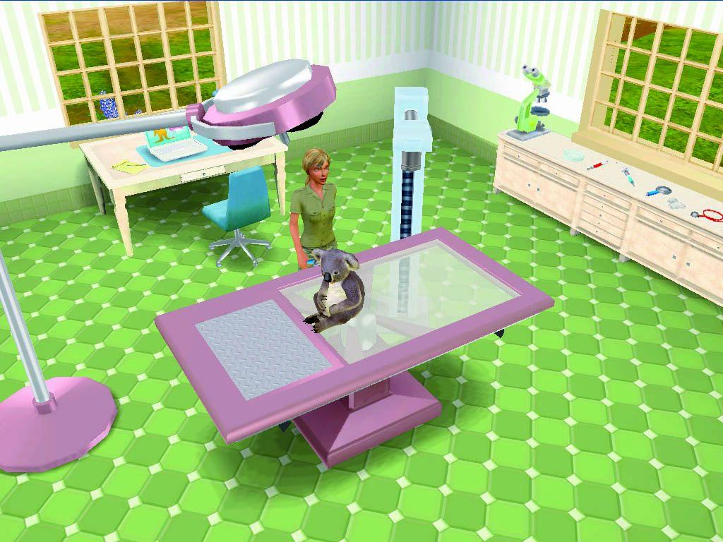 Pet Vet 3D Animal Hospital Down Under