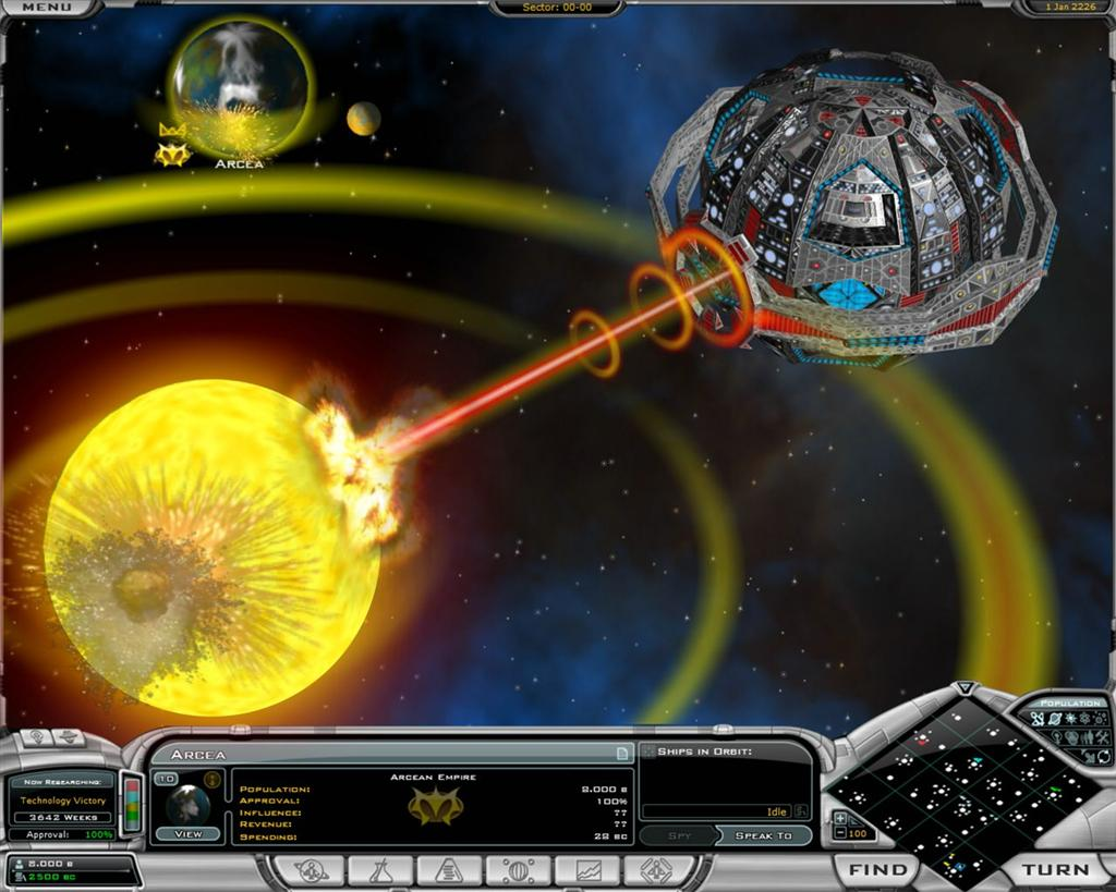 Galactic Civilizations Ii Twilight Of The Arnor Preview