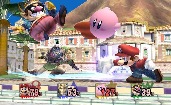 Super Smash Brawl